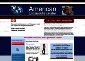 americancloseoutscenter.com