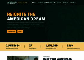 americansforprosperity.org