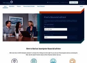ameripriseadvisors.com