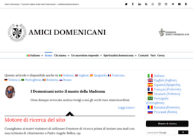 amicidomenicani.it