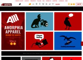 amorphia-apparel.com