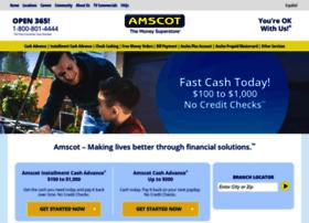 amscotfinancial.com