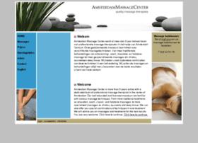 amsterdammassagecenter.com