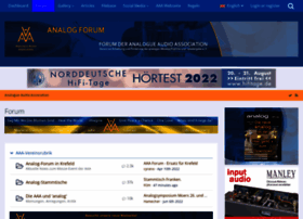 analog-forum.de