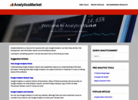 analyticsmarket.com