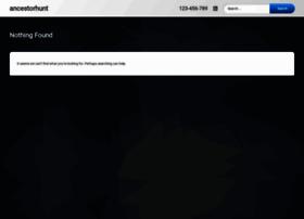 ancestorhunt.com