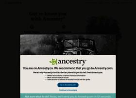 ancestry.ca