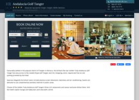 andalucia-golf-tanger.hotel-rez.com