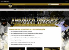 andover.pucksystems2.com