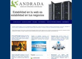 andradahosting.com.uy