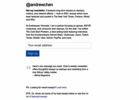 andrewchenblog.com