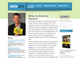 andrewhazen.com