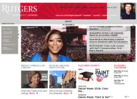 andromeda.rutgers.edu