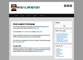 andylangton.co.uk
