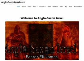 anglo-saxonisrael.com