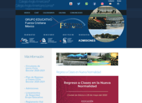 Anglomexicanoamericano.edu.mx