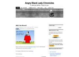 angryblacklady.com
