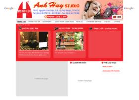 anhhuystudio.com