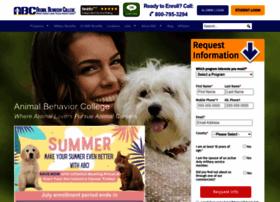 animalbehaviorcollege.com
