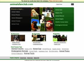 animalsfanclub.com