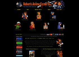 animecornerstore.com