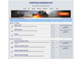 animefans.usersboard.com
