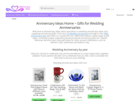 anniversaryideas.co.uk