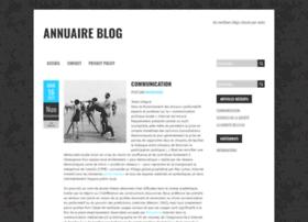 annuaireblog.org