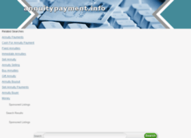 annuitypayment.info