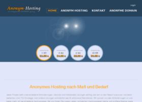 anonym-hosting.com