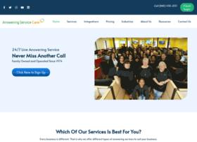 answeringservicecare.com