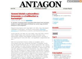 antagon.blog.hu