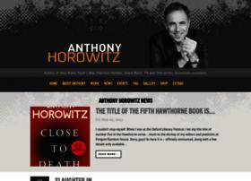 anthonyhorowitz.com