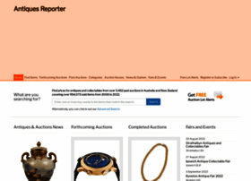 antiquesreporter.com.au