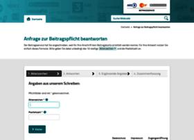 Antworten.rundfunkbeitrag.de
