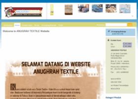 anugrahtextile.com