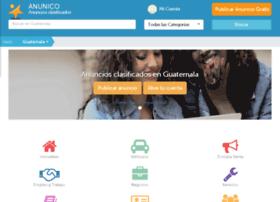 anunico.com.gt