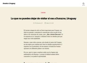 anunico.com.uy