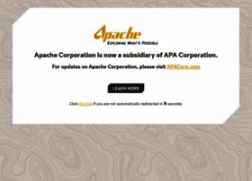 apachecorp.com