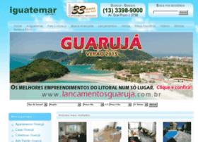 apartamentosguaruja.com