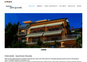 apartmani-graciela.com