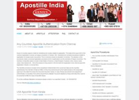 apostilleindia.info