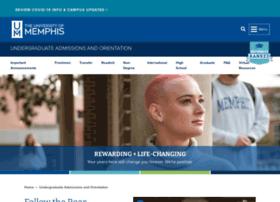 apply.memphis.edu