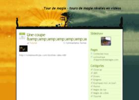 apprendrelamagie.com