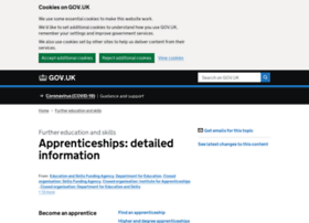 apprenticeships.org.uk