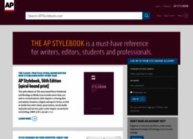 apstylebook.com