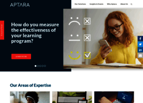 aptaracorp.com