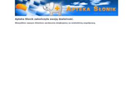 aptekaslonik.pl