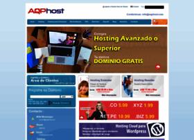 aqphost.com