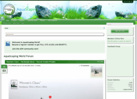 aquascapingworld.com